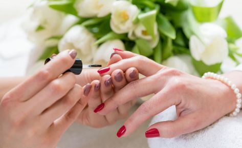 Signature Spa Manicure