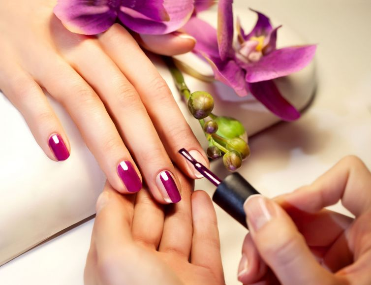 Traditional Manicure